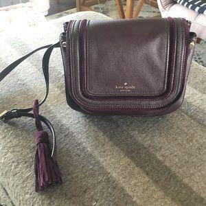Kate Spade Shoulder bag purple
